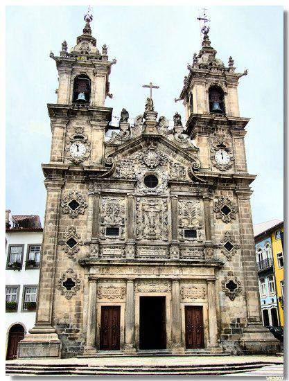 Igreja de Santa Cruz, Braga - Portugal