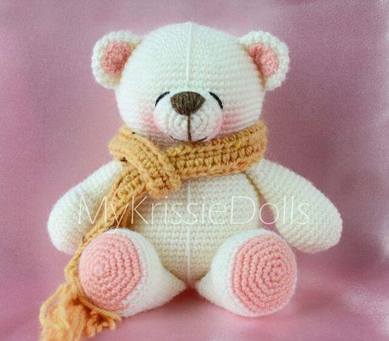 My Forever Friends Bear - MyKrissieDolls Amigurumi ...