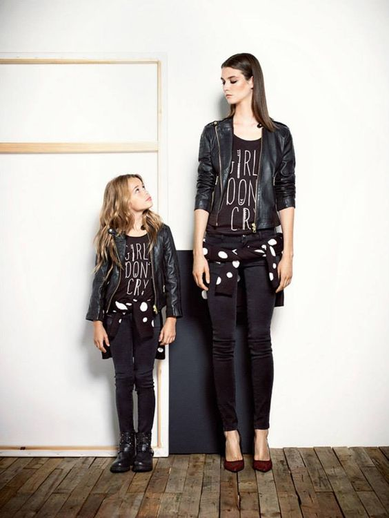 Discover the new collection: MINI ME #MangoKids #FW13: