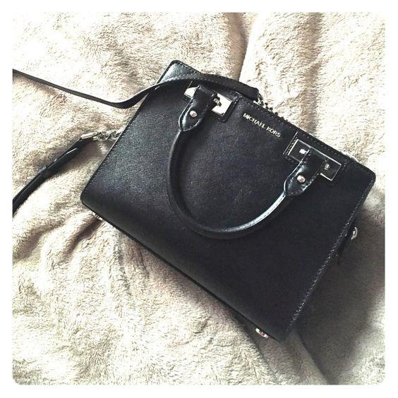FLASH SALE Authentic Micheal Kors handbag ** Brand new MK bag. Silver metal . Offers welcome Michael Kors Bags Crossbody Bags