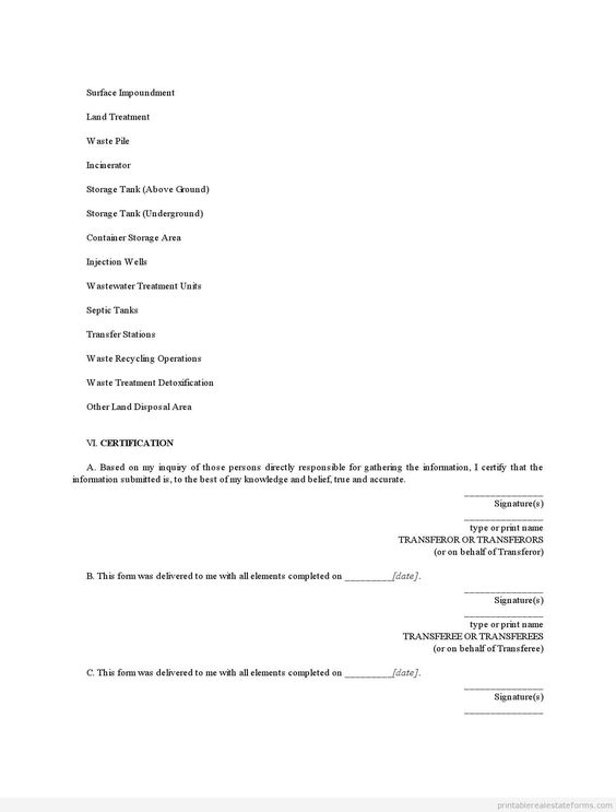 Printable Sample Transfer Of Title Warranty Deed Form  Sample