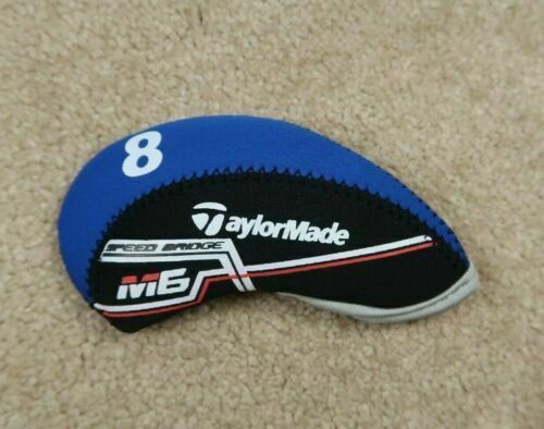 10pcs Blue Neoprene Taylormade M6 Golf Club Iron Covers Headcovers Uk Stock Taylormade Neoprene Golf Clubs