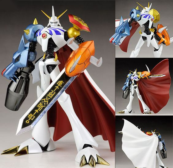 Omegamon D Arts Pinterest • The worl...