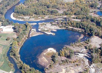Yakima River near Thorp