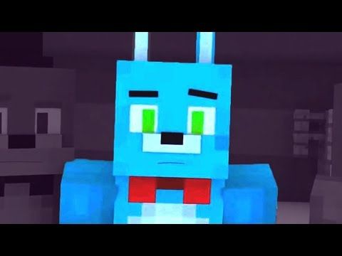 Five nights at freddy s minecraft animation survive the night fnaf