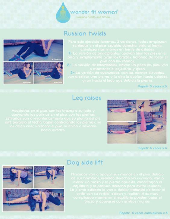 Change your body workout #5 part 1| wonder fit women