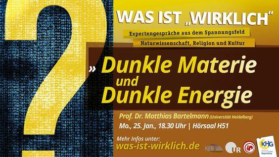 Dunkle Materie und Dunkle Energie - Geheimnisvolles Universum
