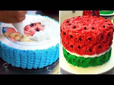 Top 10 Awesome Cake Decorating Ideas Nov 19 Simple Cake