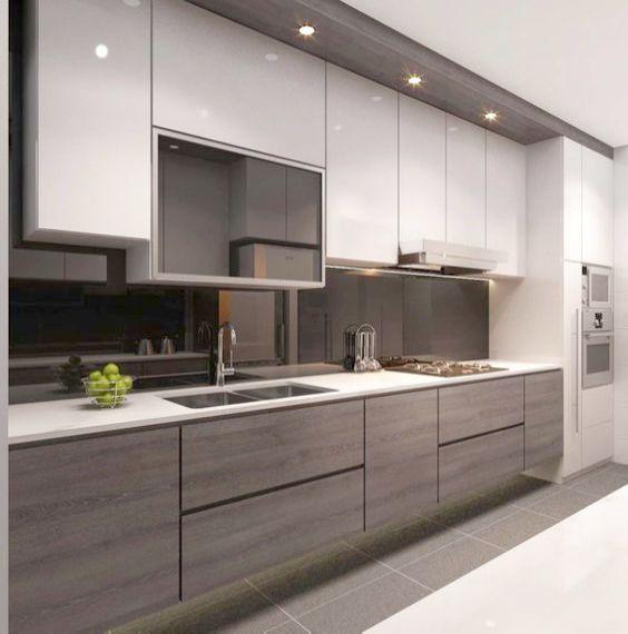 Small Kitchen Interior Design Ideas Indian Apartments Through Renovation Nation Consideri Modern Kitchen Design Kitchen Furniture Design Kitchen Cabinet Styles