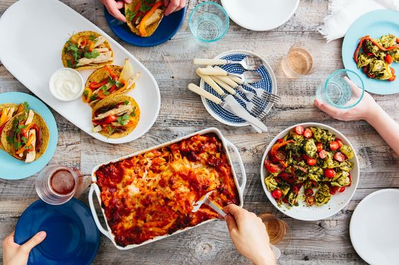 6 Easy Recipes to Serve a Crowd (Wherever You May Be) — Alien Territory