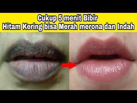 Cukup 5 Menit Bibir Hitam Kering Bisa Merah Merona Dan Indah Begini Caranya Youtube Bibir Perawatan Bibir Perawatan Kulit Alami