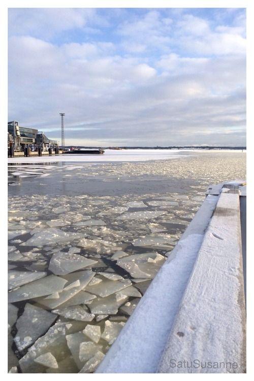 Frozen Baltic