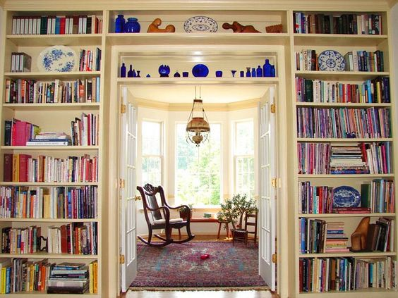 ideal for booklovers