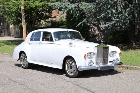 Used 1963 Rolls Royce Silver Cloud Iii Astoria Ny Rolls Royce