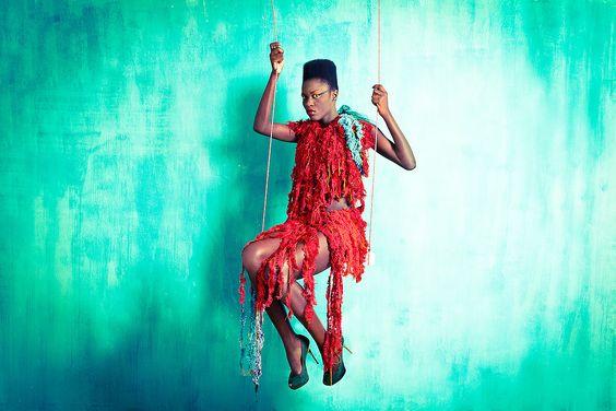 Omar Victor Diop Photographer Fine Art Fashion; pinned by Anika Schmitt: