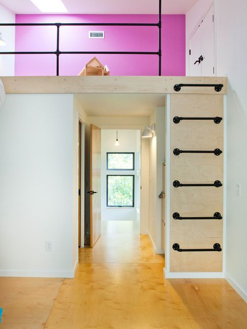 14 Foot Attic Ladder Loft Ladder Loft Railing Sleeping Loft