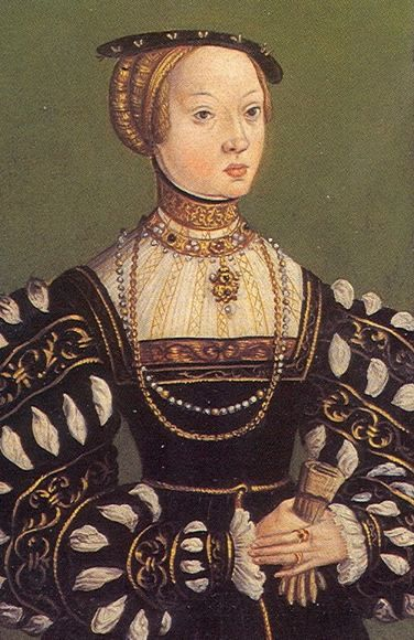 Elisabeth of Austria (Polish: Elżbieta Habsburżanka) (9 July 1526 – 15 June 1545) was the eldest child of Ferdinand I
