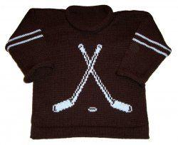 Hockey Sweater Hockey on My Body Pinterest The o ...