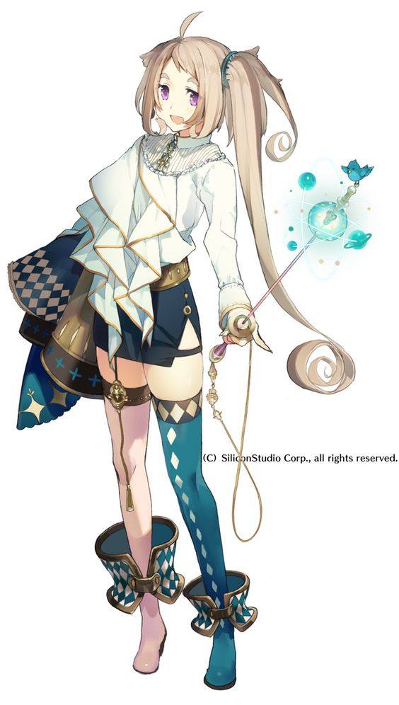 Design Your Anime Character : Character design references™ https facebook