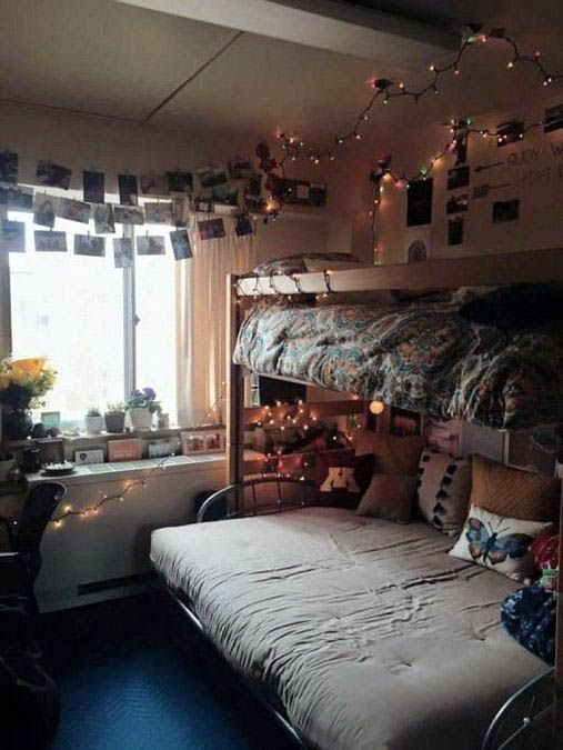 Amazing Bedroom Ideas For Small Rooms Uk Only On Smarthomefi Com Cute Dorm Rooms Dorm Room Room