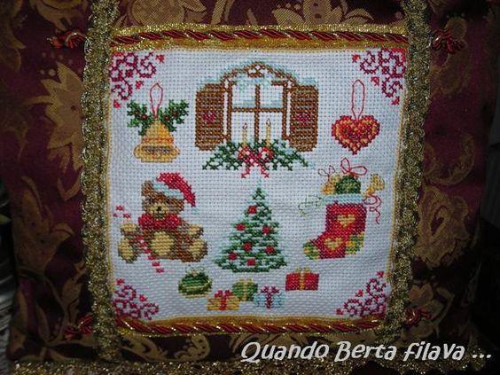 cuscino natalizio 2