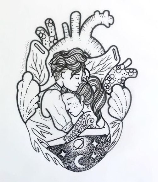 In His Heart Mom Tattoos Meaningful Drawings Art Drawings Sketches Creative