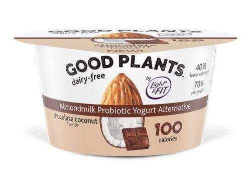 The 100 Healthiest New Food Products Of 2019 Eat This Not That Probiotic Yogurt Vegan Yogurt Brands Vegan Yogurt