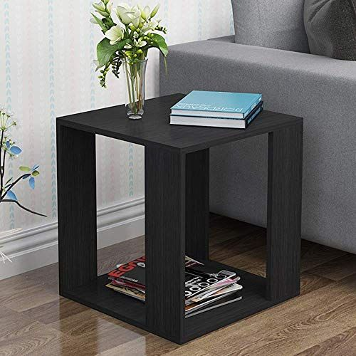 Best Seller Yueqisong Sofa Side Table Corner Small Coffee Table Modern Minimalist Solid Wood Corner Table Living Room Small Table D 606043cm Online Findtopb In 2020 Corner Table Living Room