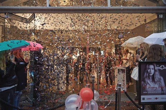 Kick-off VIP Shopping Night in Amsterdam! #CollectionforDoutzen #WEFashion #dance4life