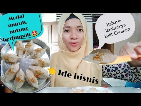 Choipan Singkawang Resep Choipan Bengkoang Choipan Halal Youtube Di 2020