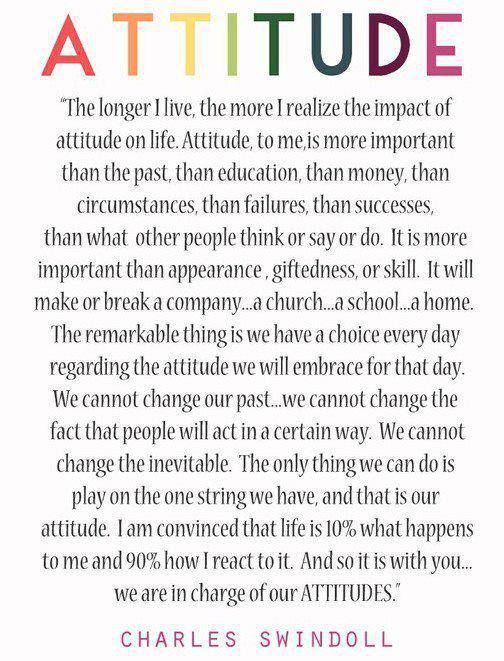I've loved this little write-up on Attitude for years now!