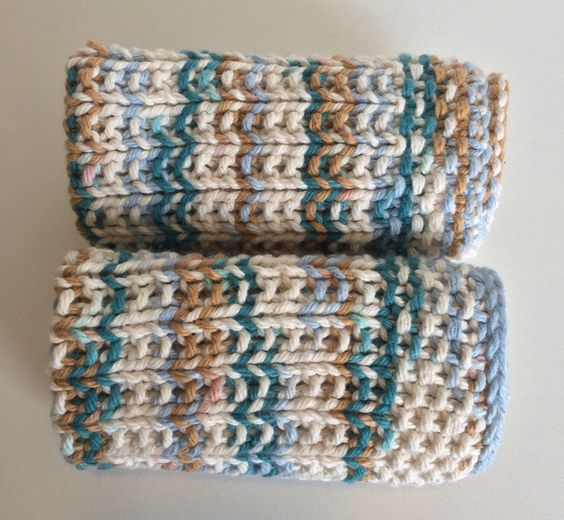 A personal favorite from my Etsy shop https://www.etsy.com/ca/listing/273748648/knit-washcloth-cotton-washcloth-baby