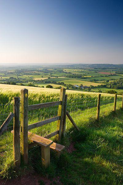 Raddon Hills, Devon
