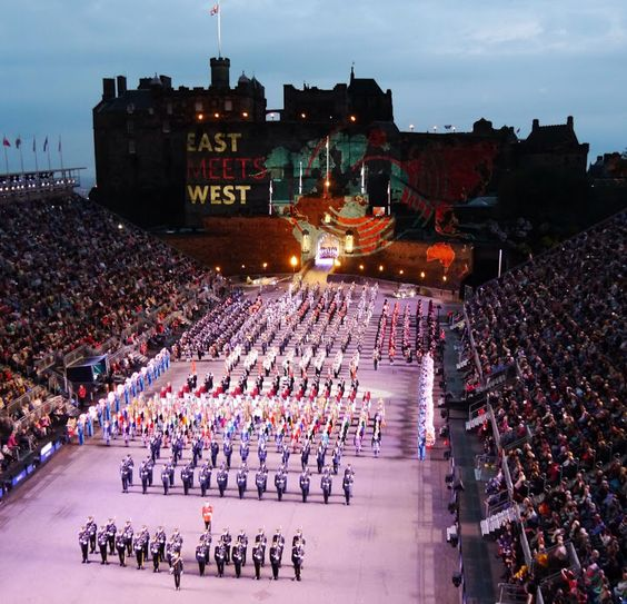 Edinburgh 2015 Royal Military Tattoo