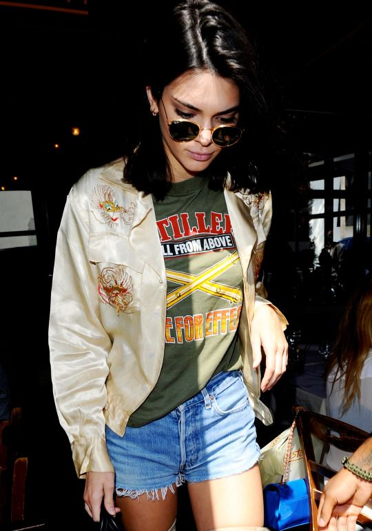 Queen Kendall Fashion People Pinterest Shorts Posts And Satin
