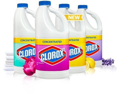 50 1 Clorox Bleach Printable Coupons