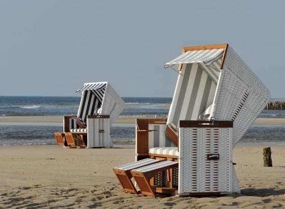 Corbeille de plage mer du nord ambiance plage seaside pinterest - Fabriquer une cabine de plage ...