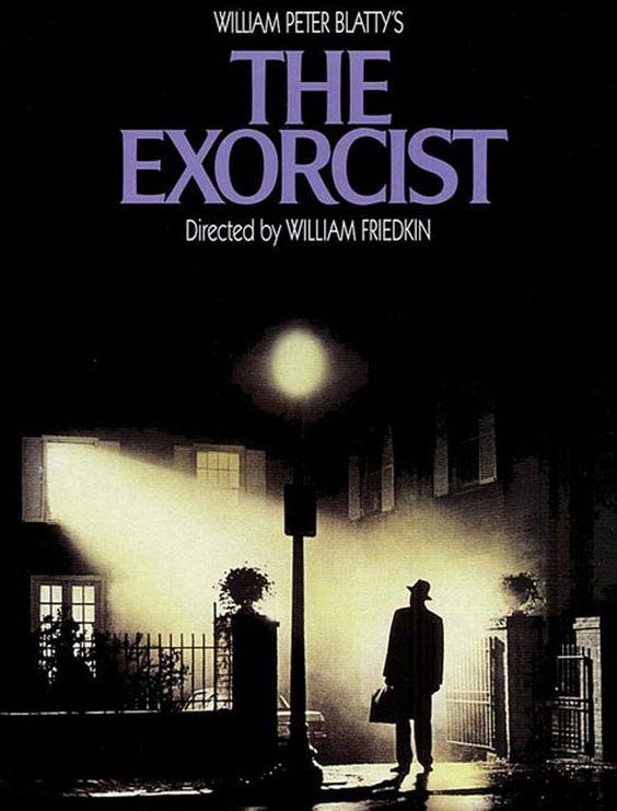 The Exorcist William friedkin 1973