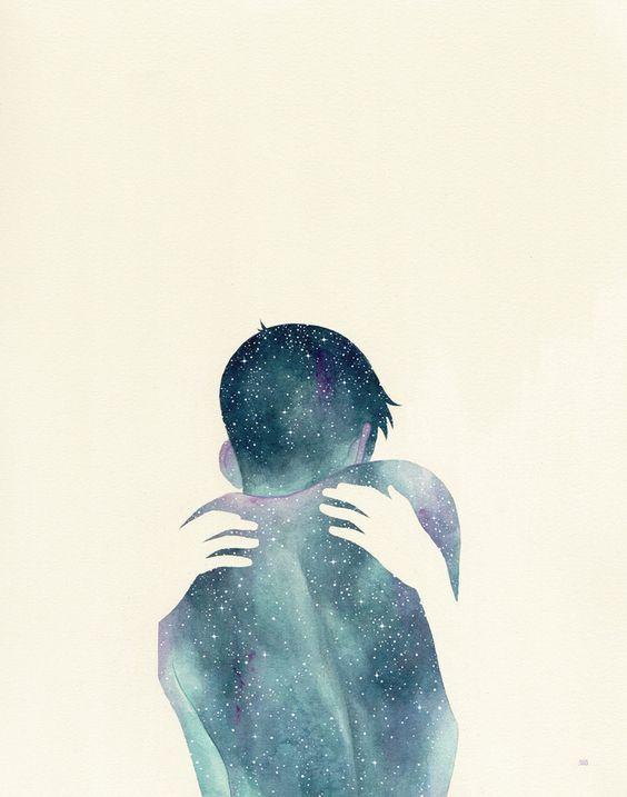 Negative Space, Julian Callos:
