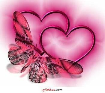 Tattoo Shi - Corações e Borboletas