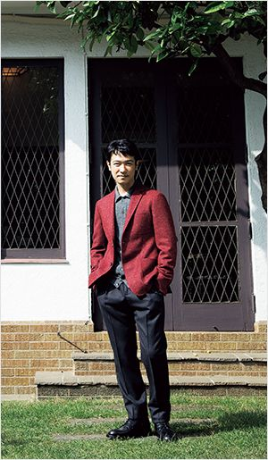 堺雅人のジャケット