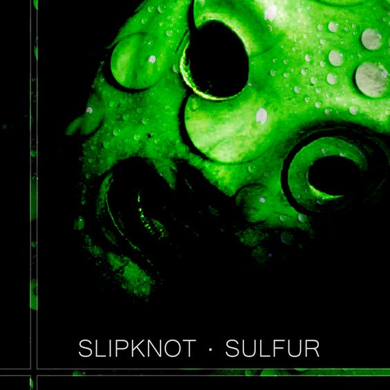 Slipknot – Sulfur (single cover art)
