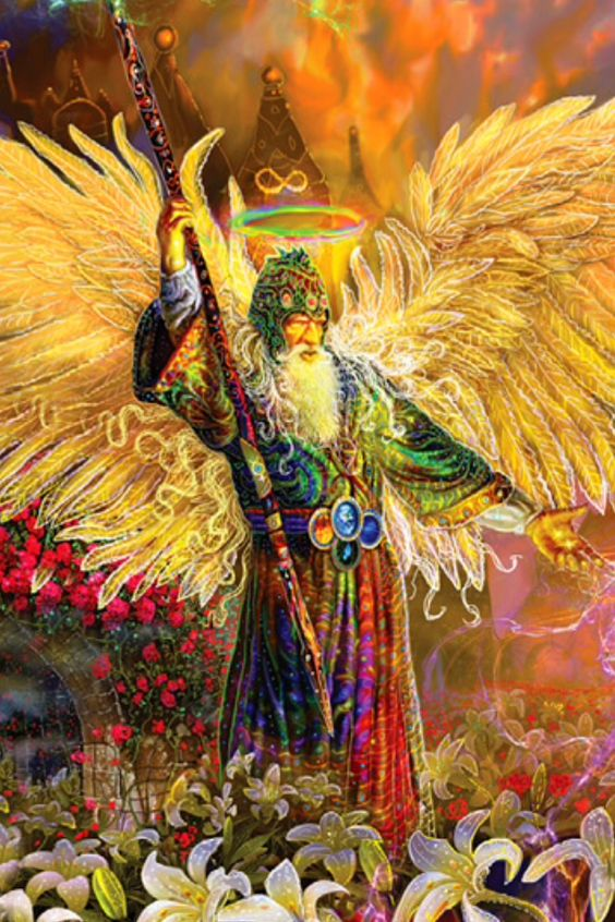 Image result for archangel raziel spiritual and fantasy