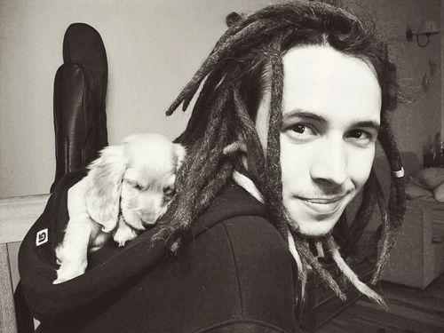 Awww pup