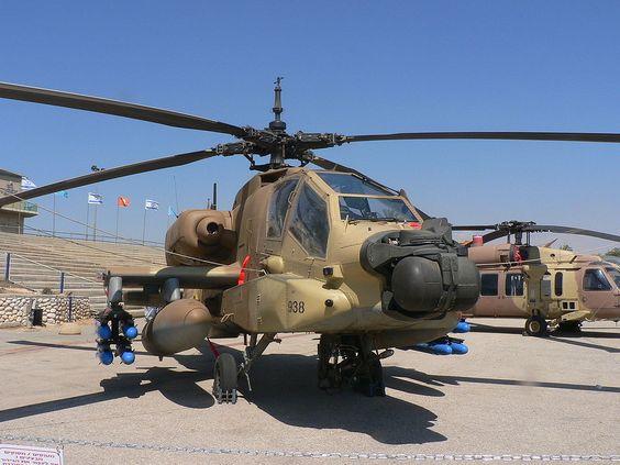 AH-64 Peten Israeli