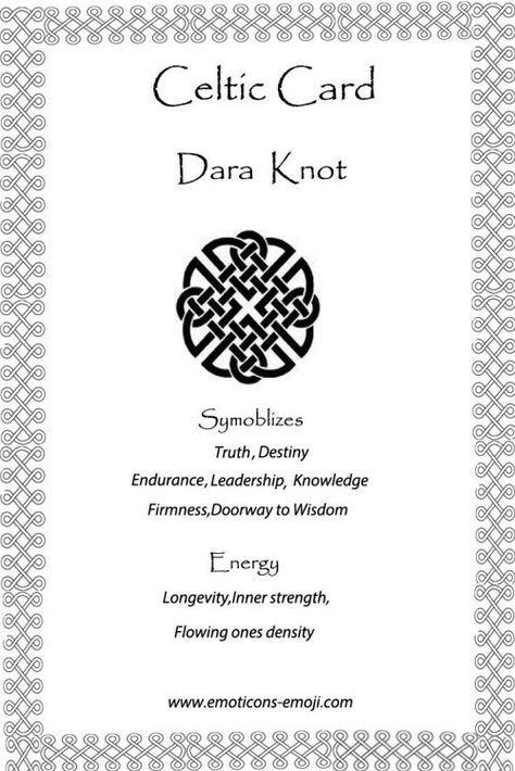 Significato Dei Simboli Celtici Simbolos Celtas Tatuajes Celtas