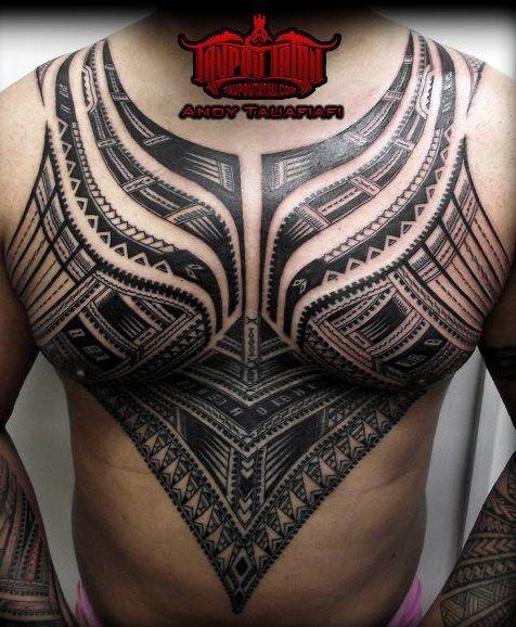 Samoan Tattoo, Maori And Dots On Pinterest