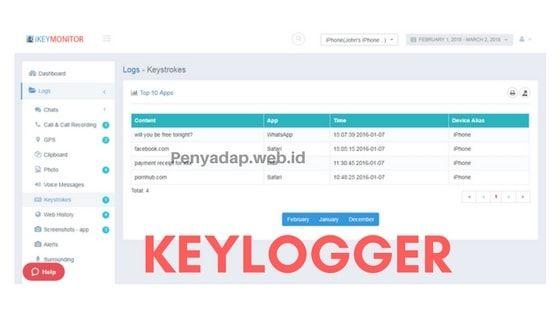 Aplikasi Keylogger Untuk Iphone Android Pengetahuan Iphone Instagram
