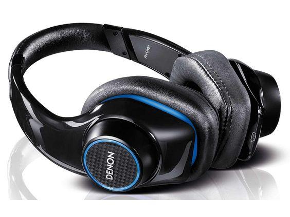 DENON AH-D400, la marque japonaise propose un casque de qualité à mollette de contrôle - #casque #headphone #audio #Denon