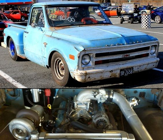 Precision Turbo For Ls1: Currently For Sale 1968 Chevy C-10 Stepside
